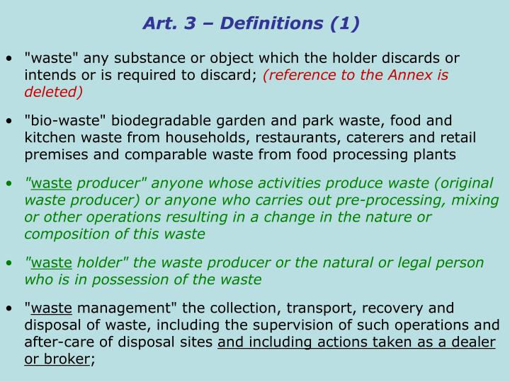 Art 3 definitions 1