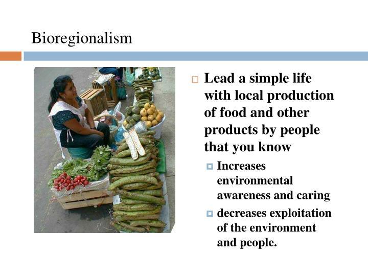 Bioregionalism