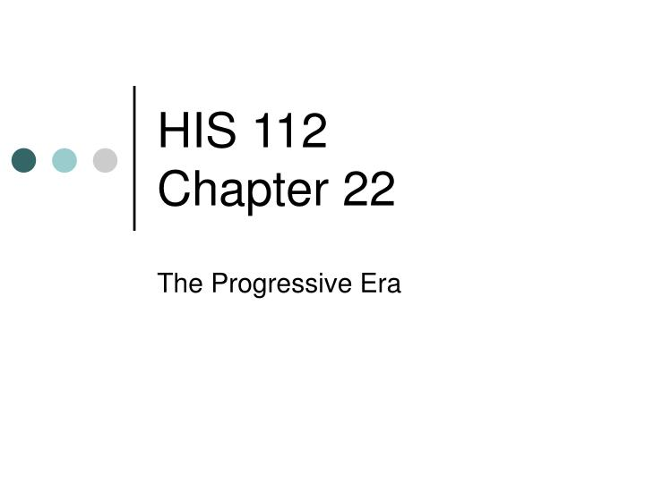 his 112 chapter 22 n.