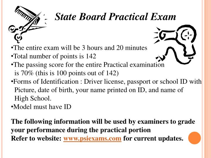 Ppt State Board Practical Exam Powerpoint Presentation Id 5757294