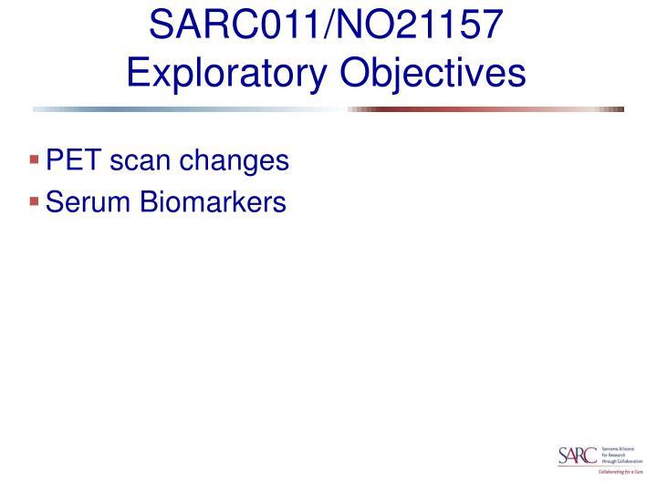 PET scan changes