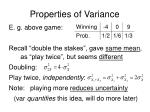 properties of variance2