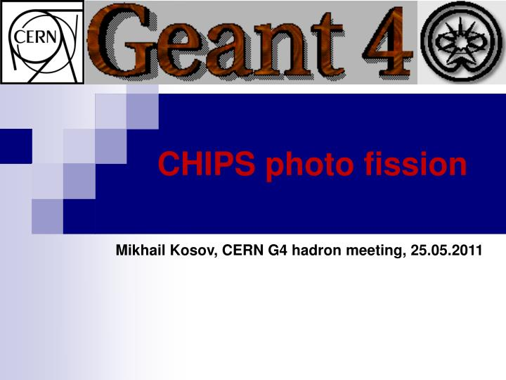 chips photo fission n.
