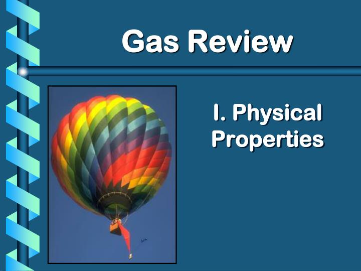 Gas review