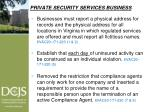 private security services business3
