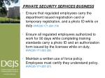private security services business4