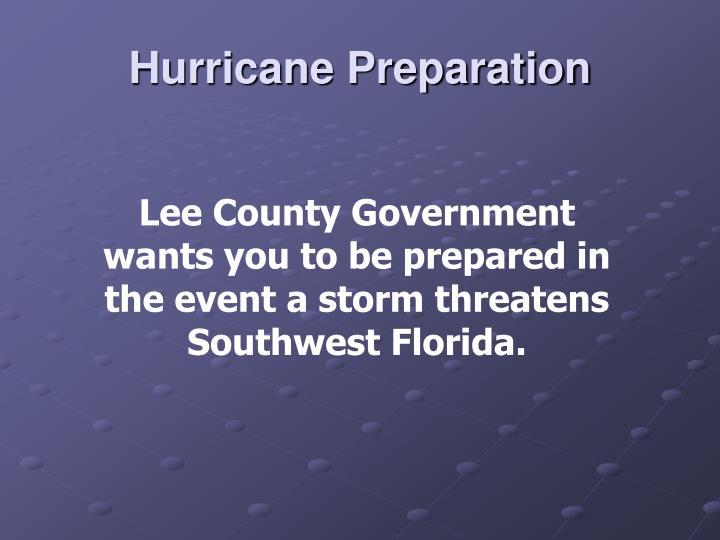 Hurricane preparation2