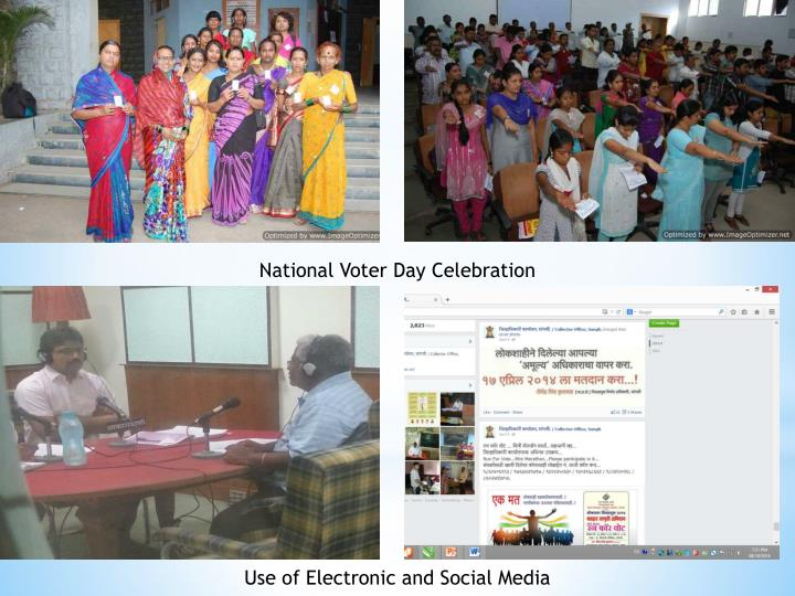 National Voter Day