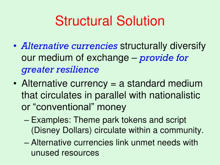 Structural Solution