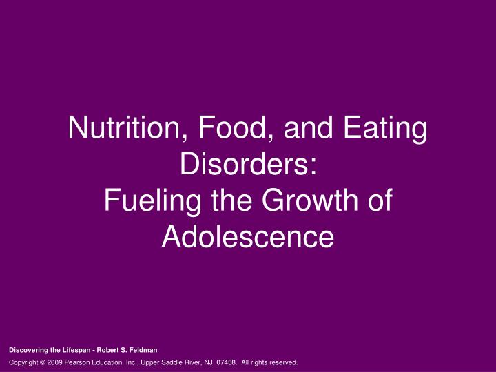 eating disorders in adolescents Eating disorders are so common in america that 1 or 2 out of every 100 students will struggle with one each year, thousands of teens develop eating disorders, or problems with weight, eating, or body image eating disorders are more than just going on a diet to lose weight or trying to exercise.