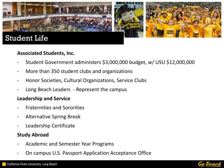 Associated Students, Inc.