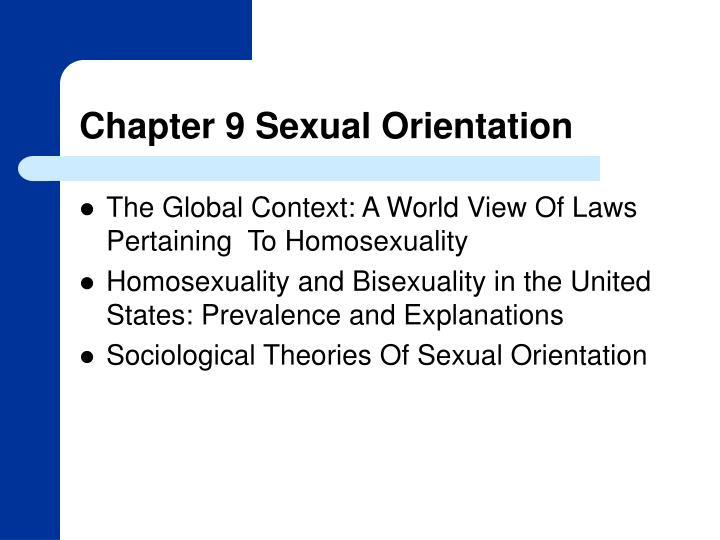 chapter 9 sexual orientation n.
