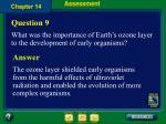 chapter assessment9