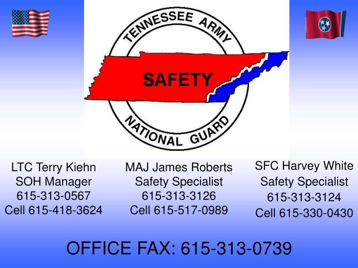 ltc terry kiehn soh manager 615 313 0567 cell 615 418 3624 n.