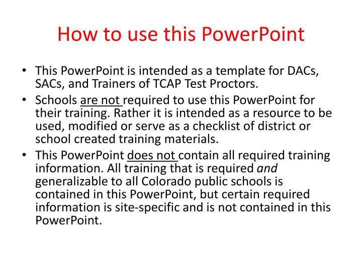 how to use this powerpoint n.