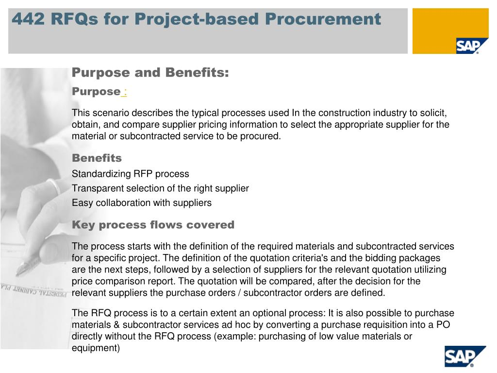 PPT - SAP Best Practices for Engineering Construction and Operations
