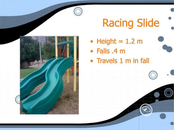 Racing Slide
