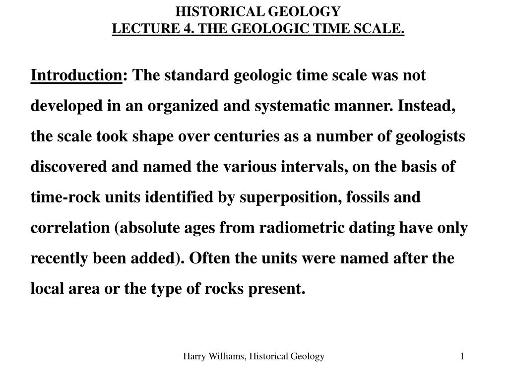 radiometric dating methods ppt