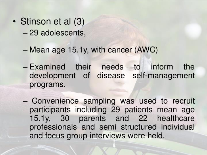 Stinson et al (3)