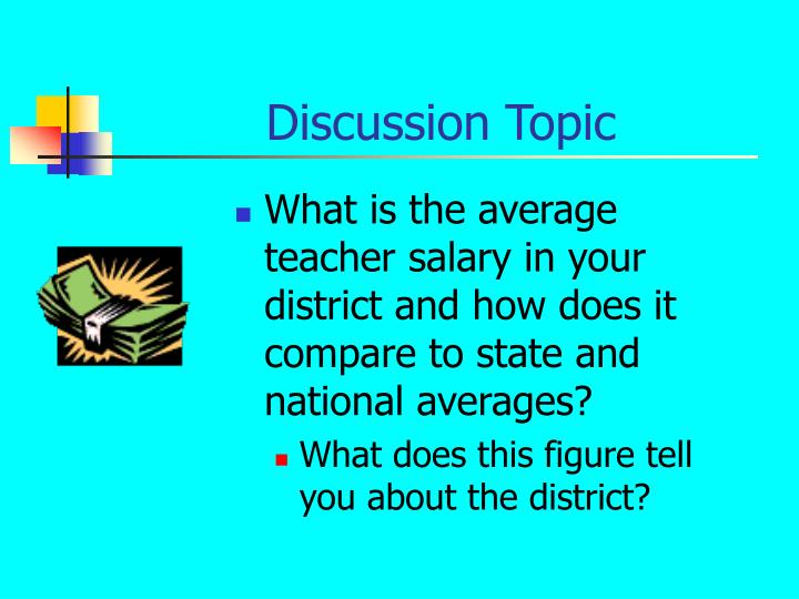 Discussion Topic