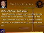 the role of computers1