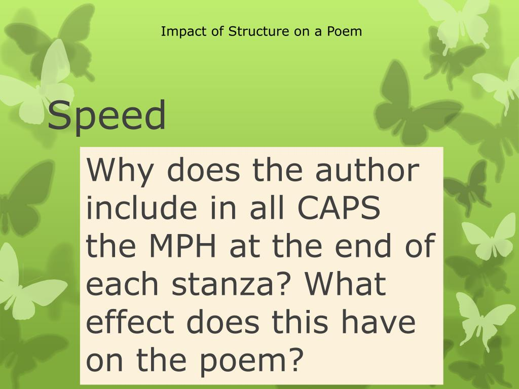 Ppt Poetic Structure Powerpoint Presentation Free Download Id 5763213 This lesson will help you to identify the structural elements of poems and use the correct terminology to refer to these elements. ppt poetic structure powerpoint
