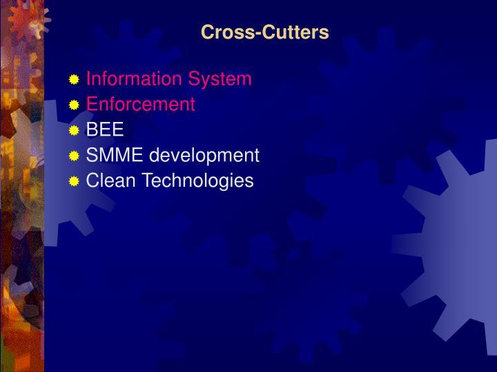 Cross-Cutters