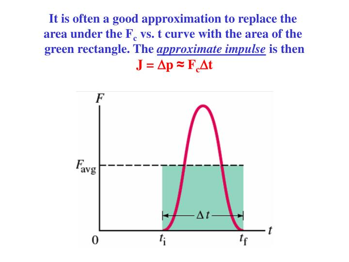 It is often a good approximation to replace the