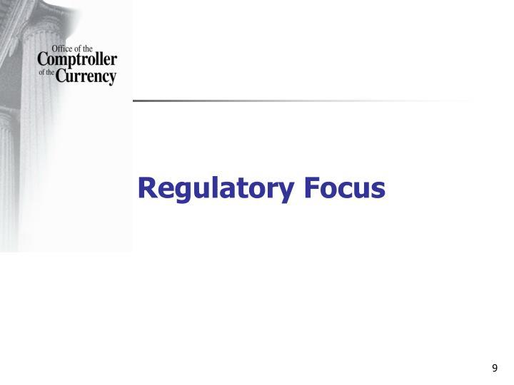 Regulatory Focus