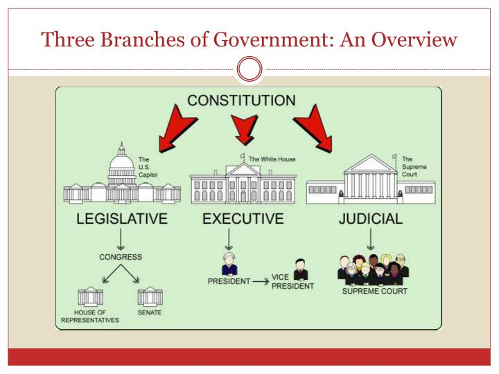 Three Branches of Government: An Overview