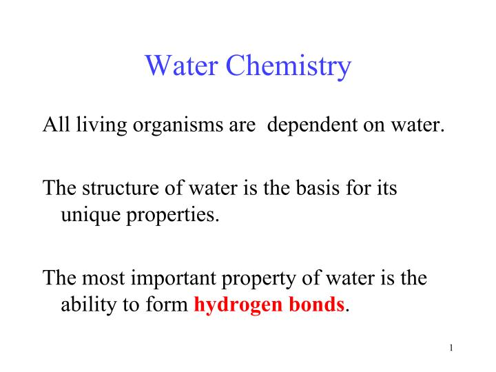 the roles of water in living organisms Water has a number of roles in living organisms: temperature buffer what types of organisms live in pond water   referencecom full answer bacteria are some of the smallest microorganisms in the world, and they are only visible under very high magnification.