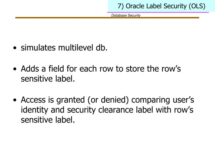 effective oracle database 10g security by design knox david