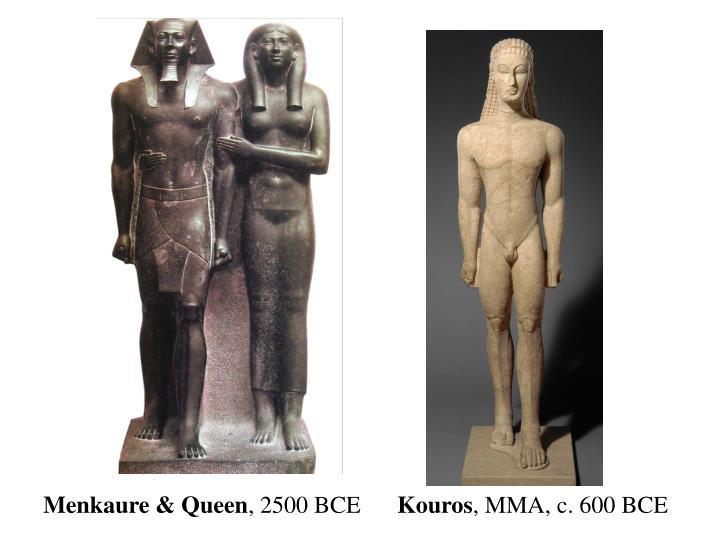 Menkaure & Queen