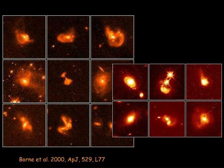 Borne et al. 2000, ApJ, 529, L77