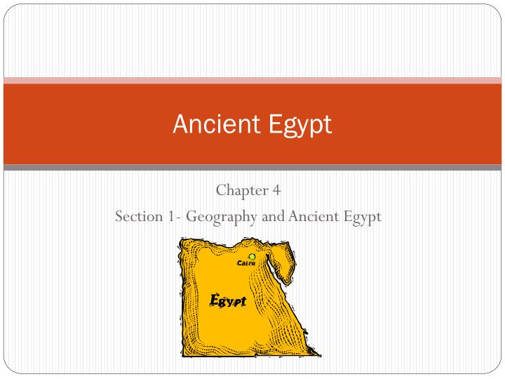 ancient egypt n.