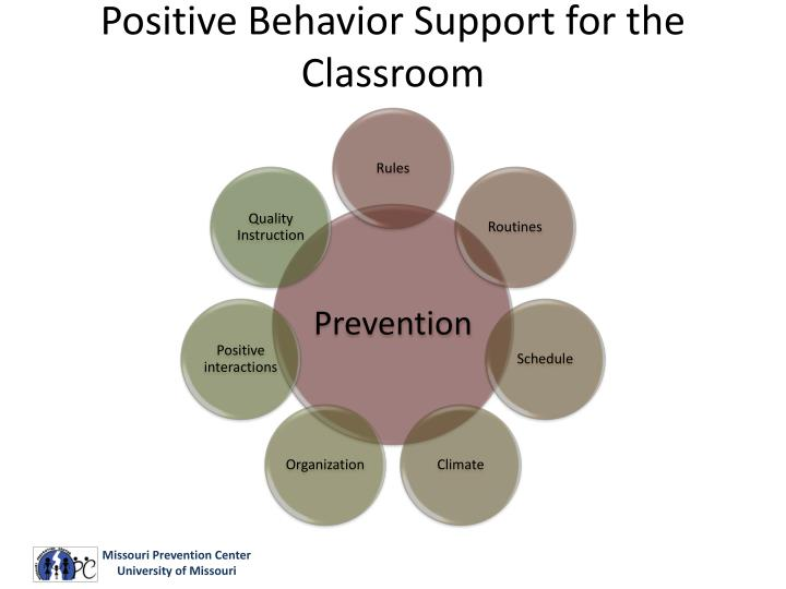 positive behavior support for the classroom n.