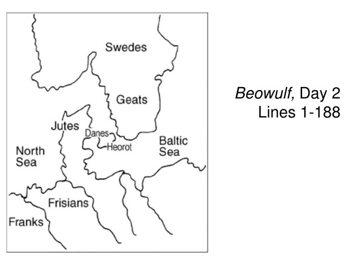 beowulf day 2 lines 1 188 n.