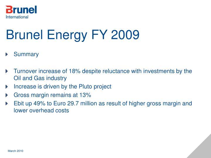 Brunell Energy - Energy Etfs