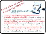 health care appointment scc page 32