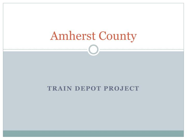 amherst county n.