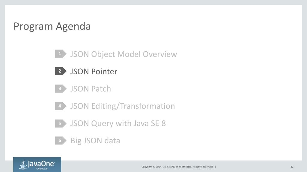 PPT - JSON Pointer and JSON Patch PowerPoint Presentation - ID:5766109