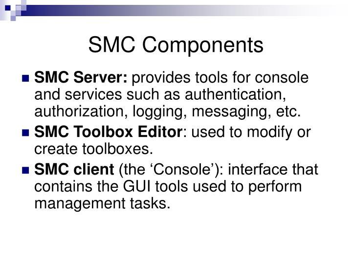 SMC Components