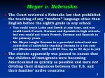 meyer v nebraska