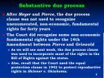 substantive due process2