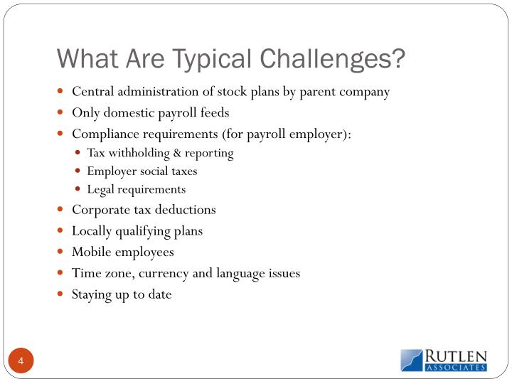 What Are Typical Challenges?