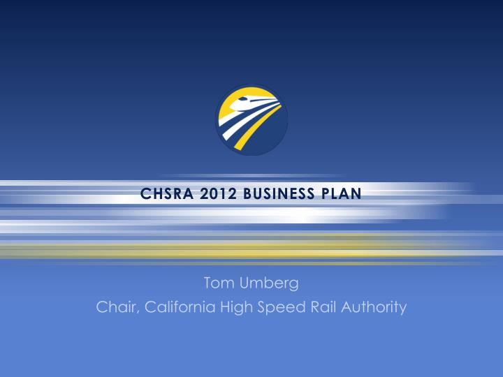 chsra 2012 business plan n.