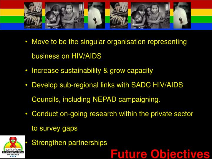 Move to be the singular organisation representing
