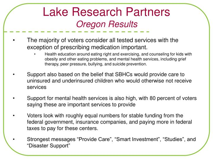 Lake Research Partners