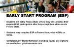 early start program esp1