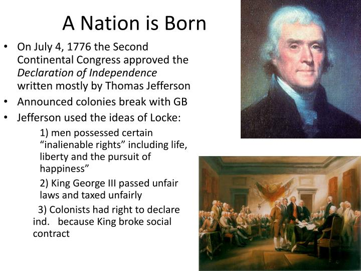 a biography and life work of thomas jefferson and the role of declaration of independence in the uni Thomas jefferson wrote the declaration in order to inform the brittish the reason jefferson, among many others, wanted independence is meacham writes about this on page 124 of his biography on jefferson by buying so much land for people to work on or live an agrarian way of life, individualism will sustain.